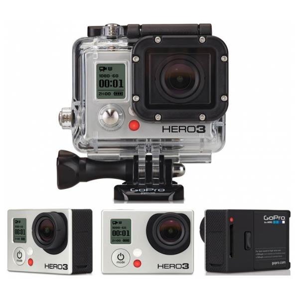 Sorpresa, sorpresa: Anunciado el lanzamiento de la nueva cámara GoPro HERO3