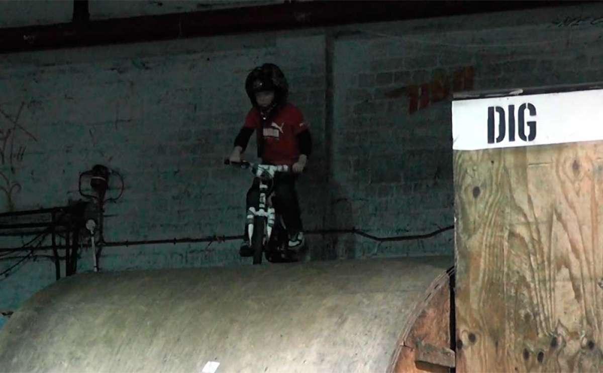 En TodoMountainBike: Jack Rice, un niño de 6 años con una increíble habilidad sobre la bicicleta