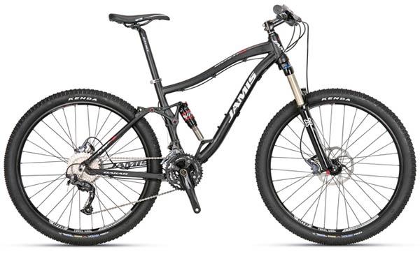 La nueva gama de bicicletas 650B de Jamis para 2013 al completo