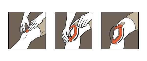 El Kinesio Taping o vendaje neuromuscular. ¿Una nueva moda pasajera o algo más?