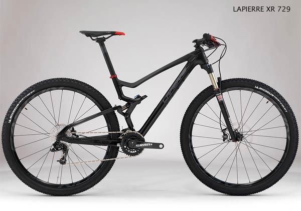 La nueva Lapierre XR 29er de 2013 ya está entre nosotros: Primer contacto