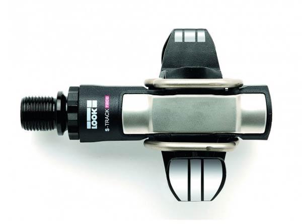 Los nuevos pedales automáticos Look S-Track de 2013, polivalentes como pocos