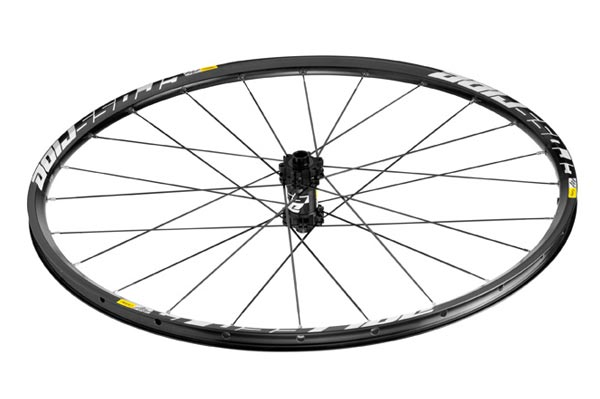 Las nuevas ruedas Mavic CrossMax 29er y Mavic CrossRide 29er: Primer contacto