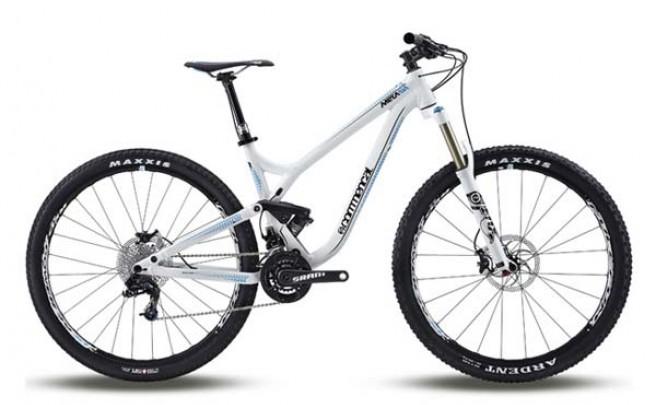 Las nuevas bicicletas Commençal Meta SL y Meta AM 29er de 2012: Primer contacto