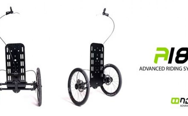 Noomad, un nuevo sistema de doble rueda delantera para bicicletas de todo tipo