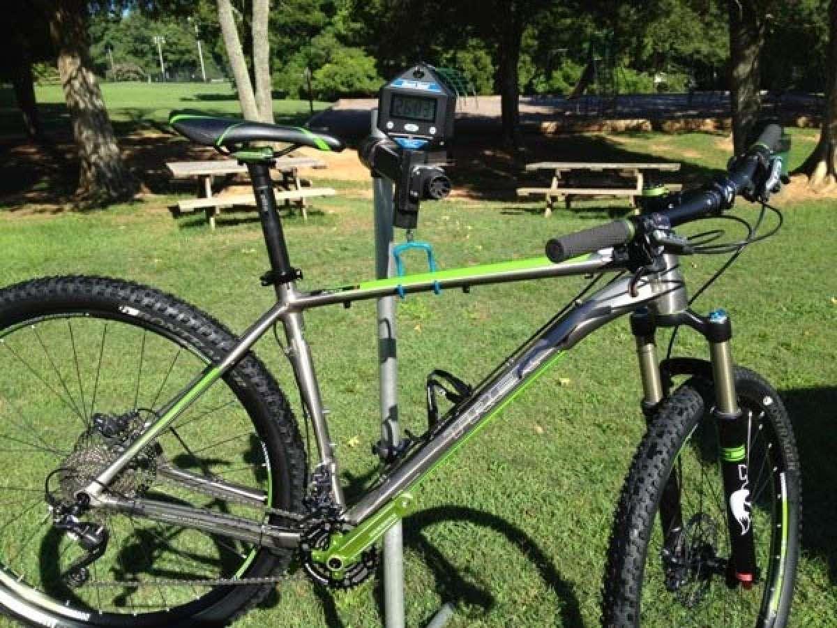 Algunos de los pesos reales de las nuevas bicicletas de Trek de 2013