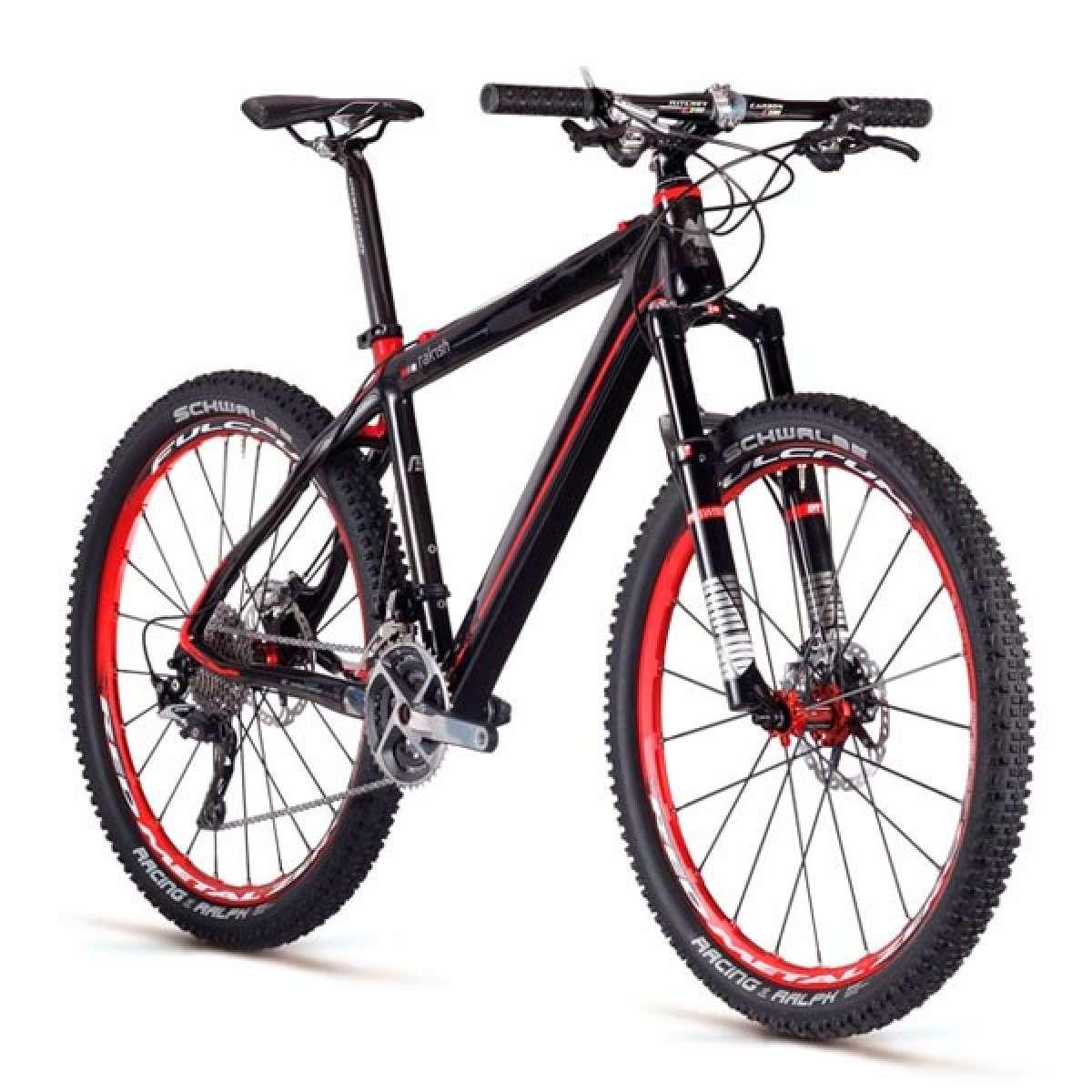 MMR Rakish 2012. La bestia negra de la gama de bicicletas rígidas de MMR