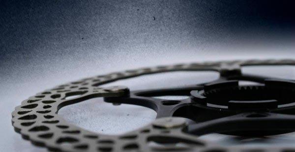 En TodoMountainBike: Discos de freno Raven SL de AbsoluteBlack: los 'CenterLock' más ligeros del mundo
