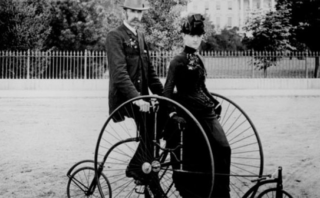 Un poco de cultura: La revolución sexual provocada por las bicicletas