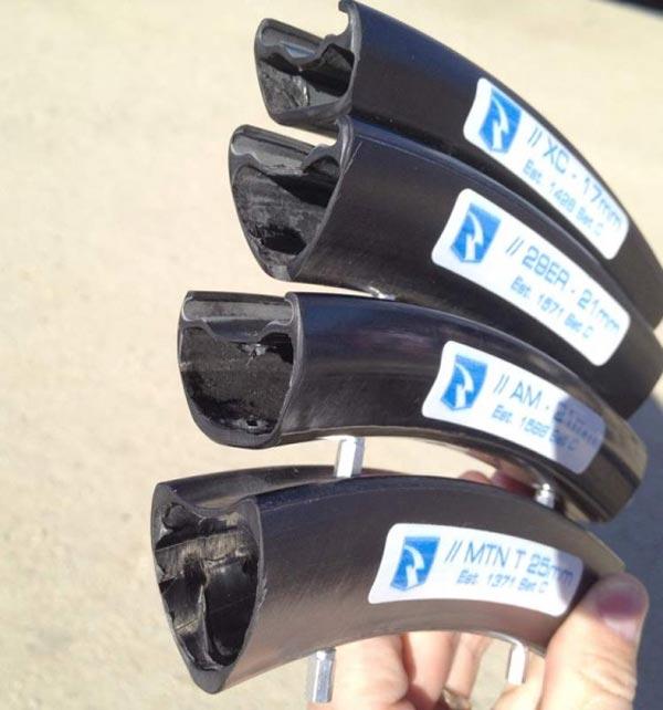 Reynolds presenta nuevas ruedas en fibra de carbono para Mountain Bike, con versión 650B en camino