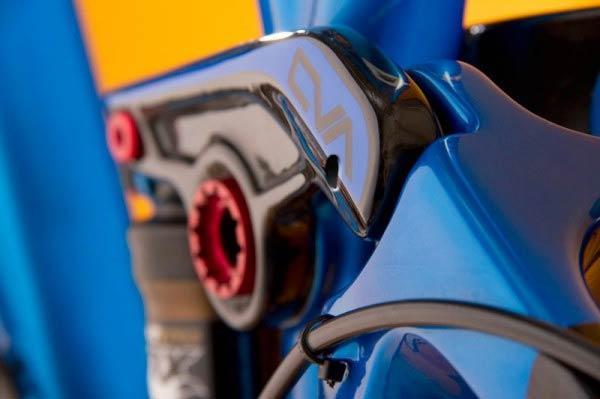 RIP 9 RDO: La nueva y más sexy doble de carbono y 125 mm. de recorrido de Niner