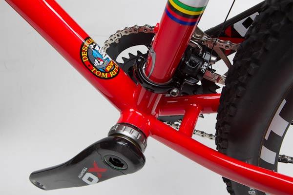 Ritchey P-650b. Cuadro de acero y mucho estilo 'retro' para esta nueva bicicleta de Ritchey con ruedas 650B