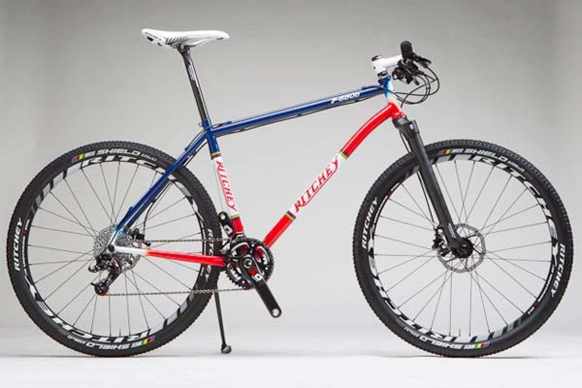 """Ritchey P-650b. Cuadro de acero y mucho estilo """"retro"""" para esta nueva bicicleta de Ritchey con ruedas 650B"""
