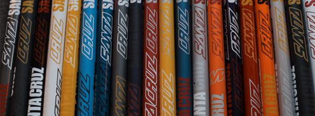 Santa Cruz lanza el Custom Color Choice Program (CCCP). Para gustos, miles de colores