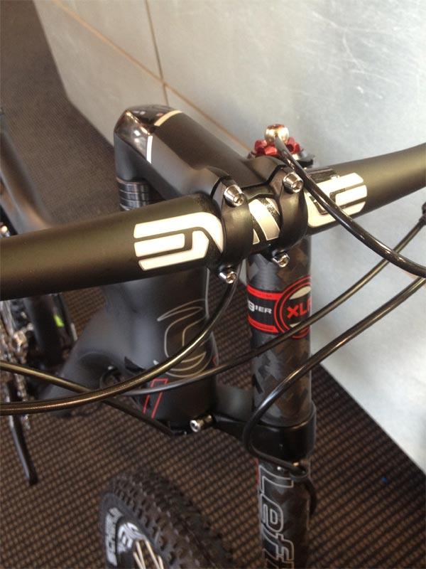 Cannondale Scalpel Ultimate 29er de 2012 al detalle, con peso (y precio) incluido