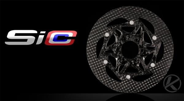 Los nuevos discos de freno cerámicos de carbono (y de 40 gramos) de Kettle Cycles