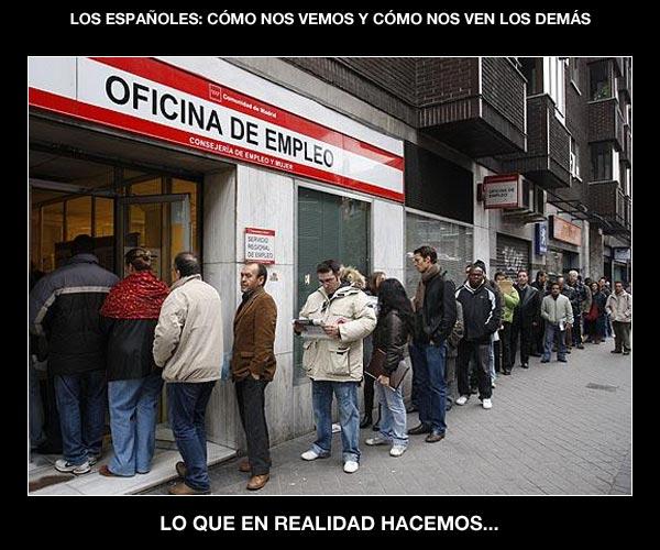Off Topic: Los Españoles. Cómo nos vemos nosotros mismos y cómo nos ven los demás