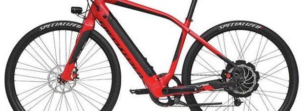 Specialized 'Turbo'. La bicicleta eléctrica más rápida (e ilegal) del mundo