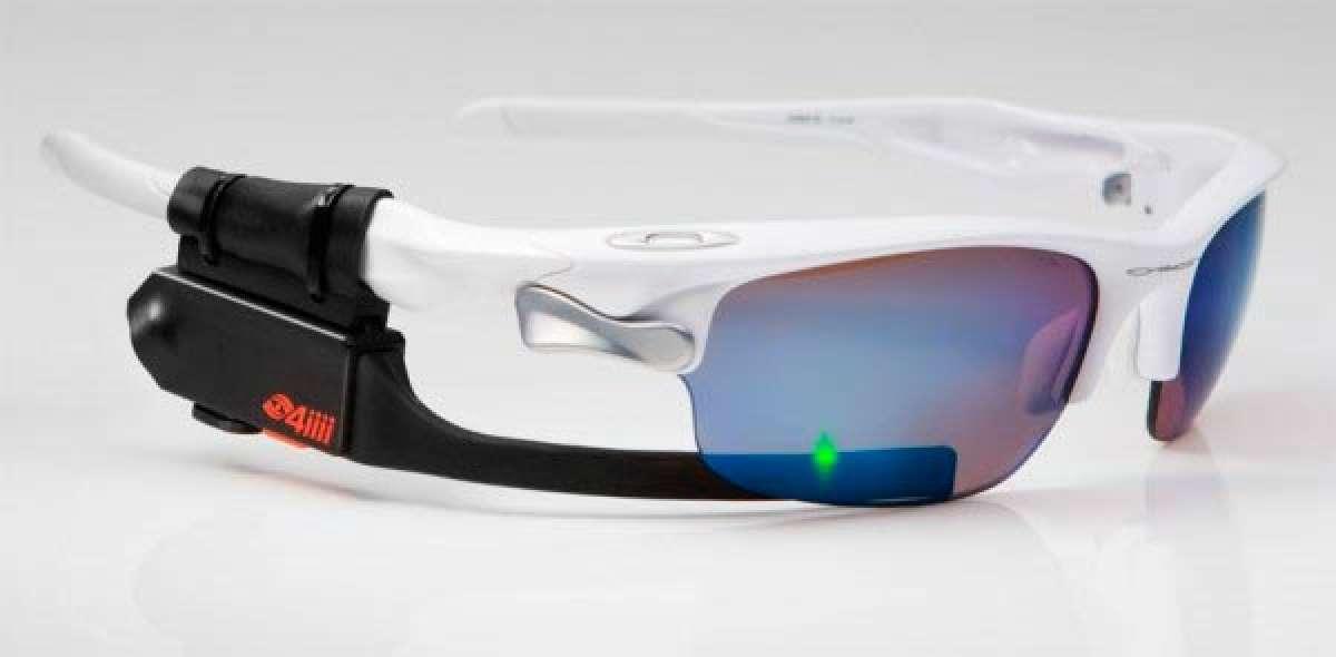 """Sportiiiis, el primer sistema """"Heads-Up"""" integrado del mundo para gafas deportivas"""