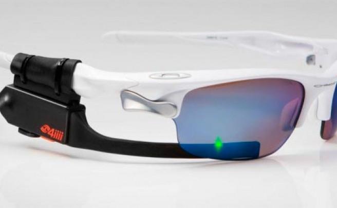 Sportiiiis, el primer sistema 'Heads-Up' integrado del mundo para gafas deportivas