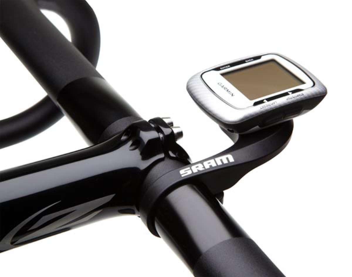 Nuevo soporte GPS frontal para bicicletas SRAM QuickView y algunos soportes similares de otros fabricantes