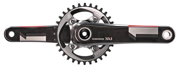 Presentación del nuevo grupo de transmisión SRAM XX1 de 1x11 velocidades