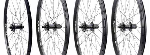 Nuevas ruedas ultraligeras de Syntace con anchos de 25, 30, 35 y 40 milímetros