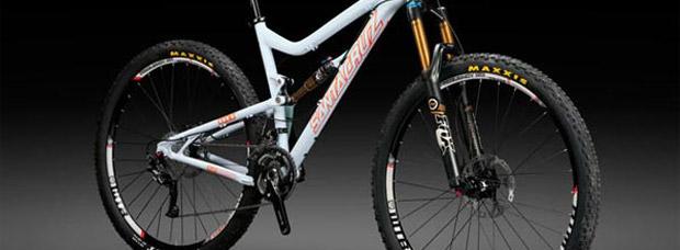 Santa Cruz Tallboy LT de 2012. Las nuevas 29er en carbono y aluminio de doble suspensión y 135 mm. de recorrido