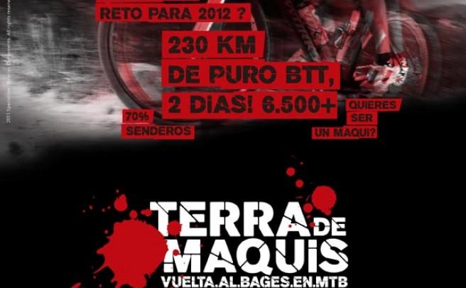 Terra de Maquis 2012. Una competición de 230 Km, 6.500 metros de desnivel y dos días de Mountain Bike puro y duro
