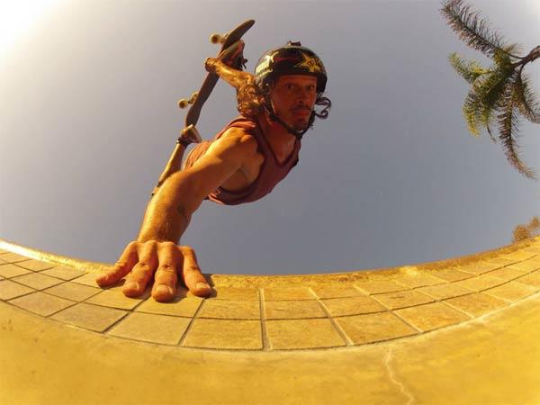 20 impactantes fotografías deportivas tomadas con cámaras GoPro HERO