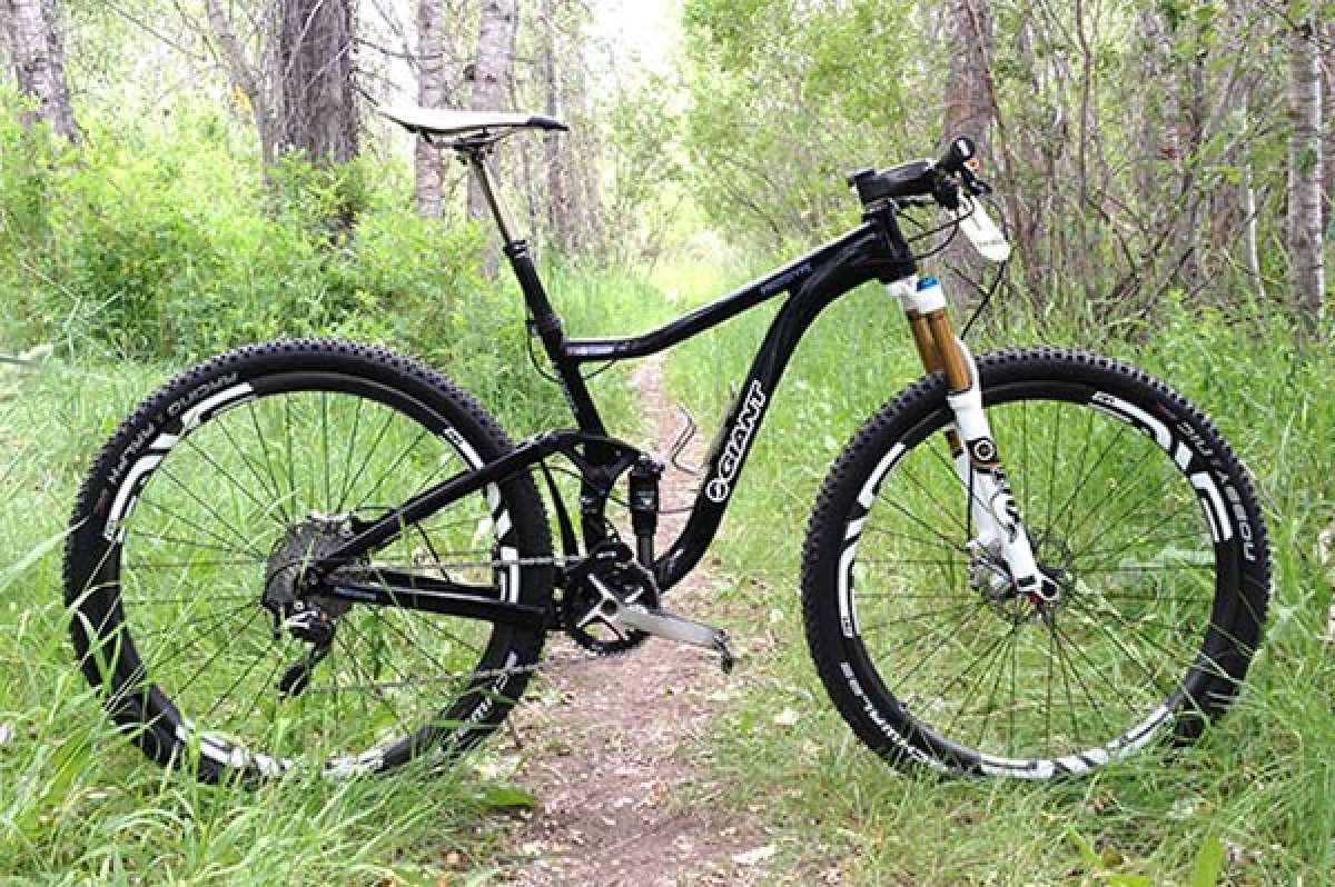 Nueva Giant Trance 29er de 2013 en camino: la bicicleta de Trail definitiva de la firma