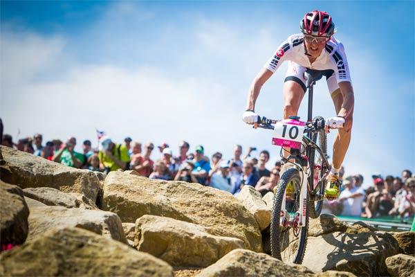 Un análisis comparativo con las bicicletas y suspensiones de los 101 mejores corredores de XCO de 2012
