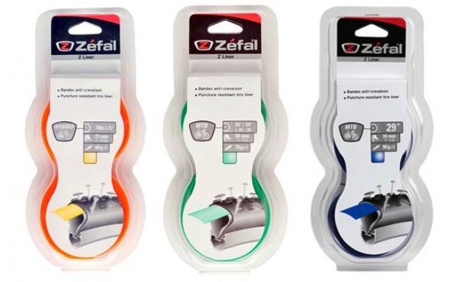 Zefal Z Liner. Las prácticas bandas antipinchazos para cubiertas de 24, 26, 27 (700C) y 29 pulgadas de Zefal