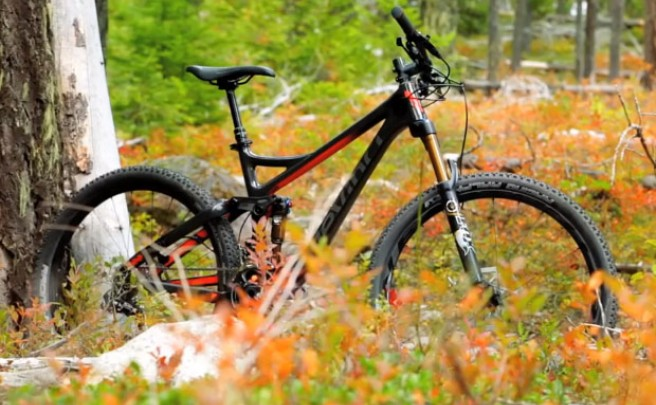 Video: La nueva Devinci Troy Carbon de 2014 en acción