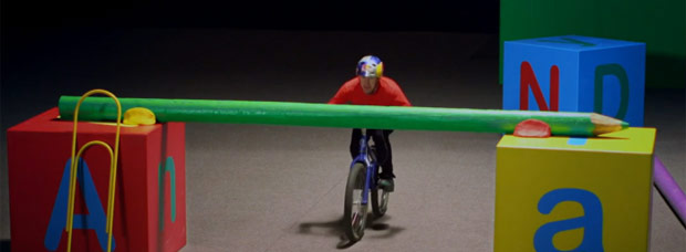 Video: 'Imaginate – Riding', un sorprendente viaje al interior de la mente de Danny MacAskill