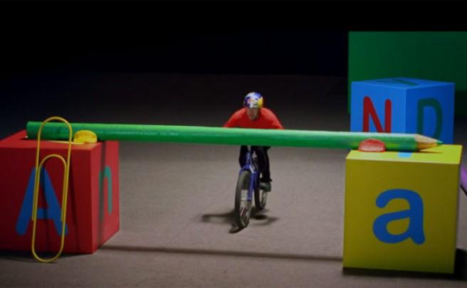 Video: 'Imaginate – Riding', un sorprendente viaje al interior de la mente de Danny MacAskill