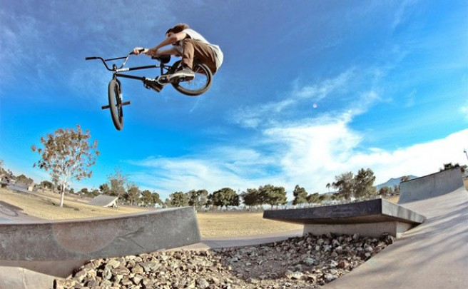 Video: 'Cult BMX', una hora de entretenido video para los amantes del BMX
