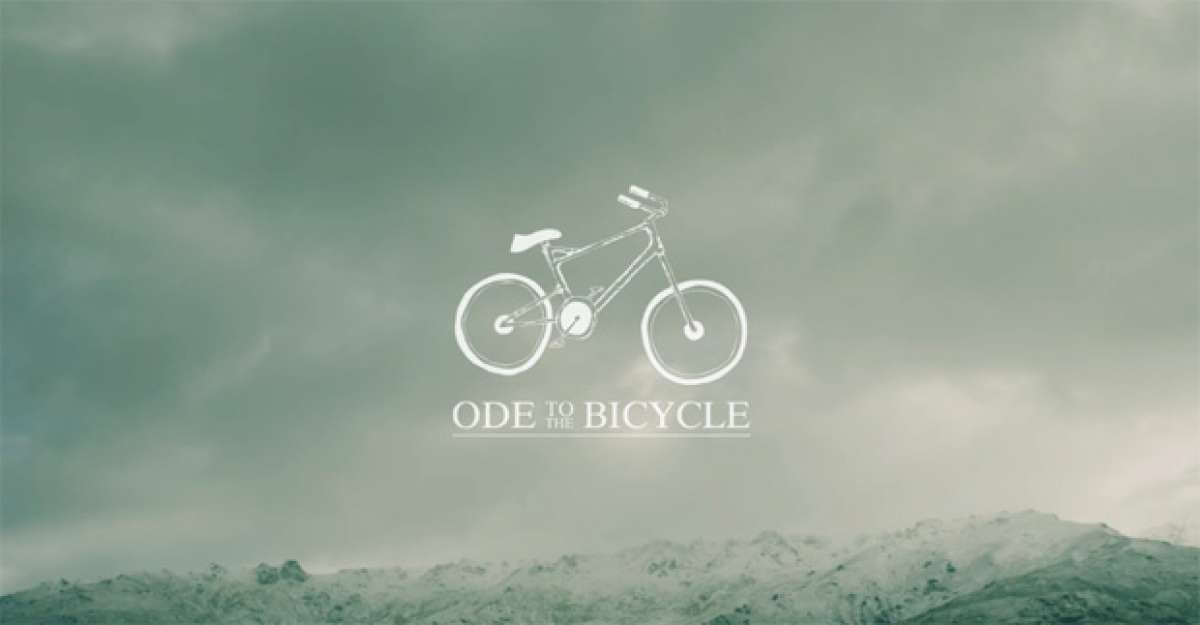"Video: ""Ode to the Bicycle"", el Mountain Bike según el director Tim Pierce"