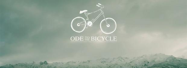 Video: 'Ode to the Bicycle', el Mountain Bike según el director Tim Pierce