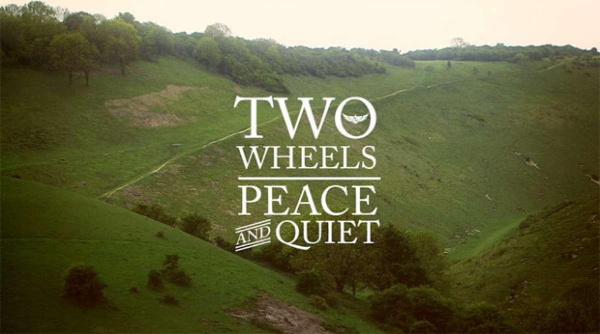 Video: 'Two Wheels - Peace and Quiet', o cómo rodar por pura y simple diversión