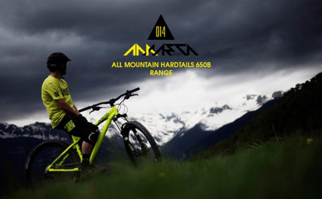 Video: La nueva Commencal Meta AM HT 27.5 de 2014 en acción