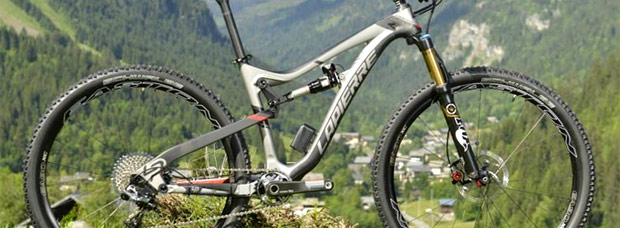 Video: La nueva Lapierre Zesty Trail de 2014 en acción