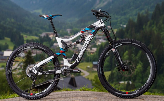Video: La nueva Lapierre Spicy de 2014 en acción
