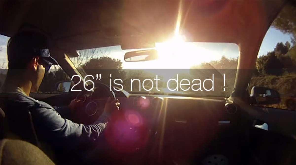 Video: ¿Las bicicletas de 26'' han muerto? De eso nada...