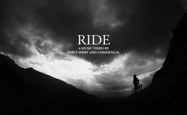 Video: 'RIDE', un inspirador video musical para disparar nuestra adrenalina