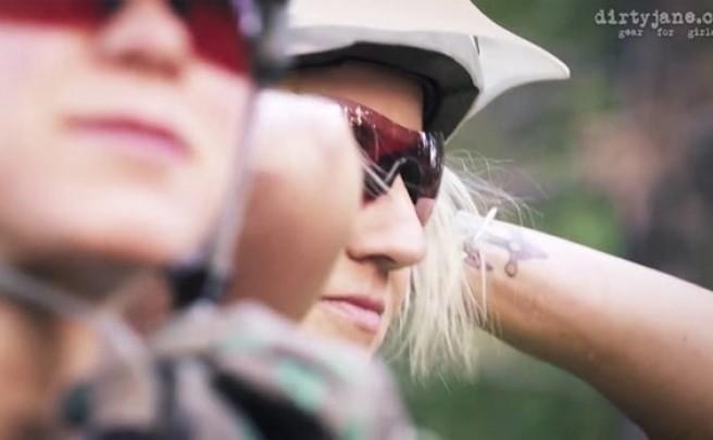 Video: Practicando Mountain Bike en Oregón (USA) con Jenny Konway y Carolynn Romaine