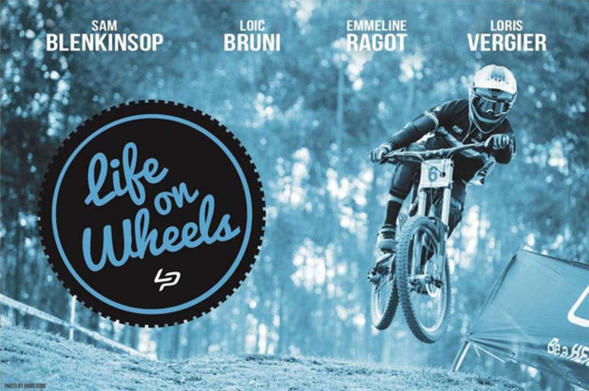 """""""Vida sobre ruedas"""", el primer largometraje acerca del Equipo Lapierre Republic"""
