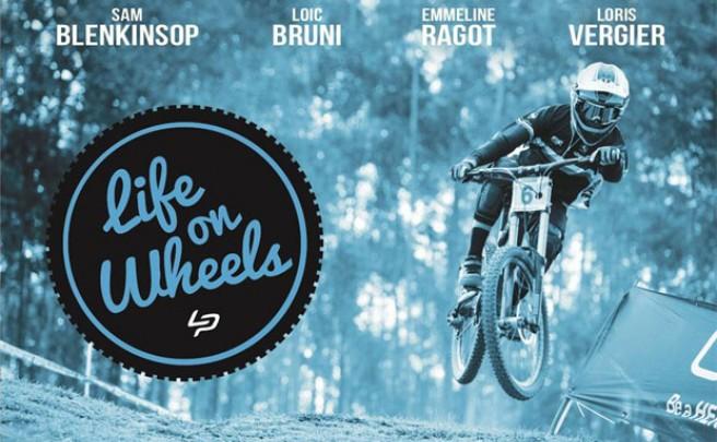 Video: 'Vida sobre ruedas', el primer largometraje acerca del Equipo Lapierre Republic