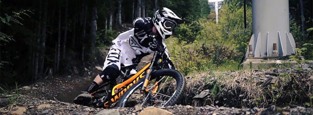 Video: 'Avid Chasing Trail'. Un día rodando con el corredor Kenny Smith