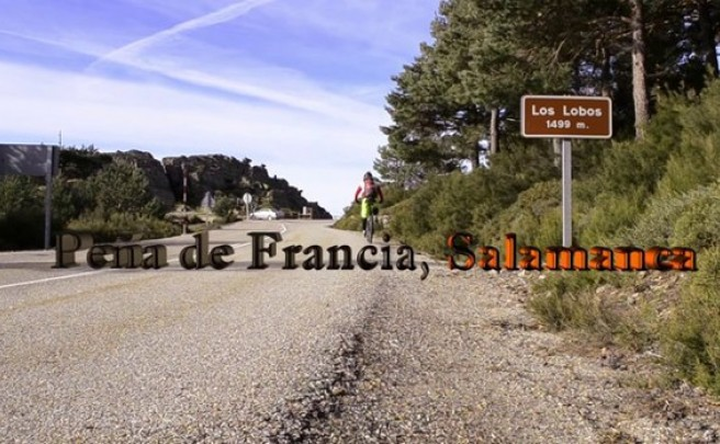 Video: 'The Spirit of Autumn', rodando por la mítica Peña de Francia (Salamanca, España)